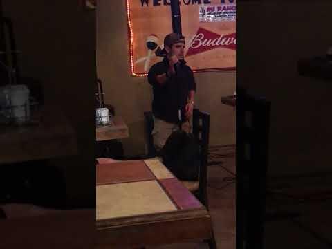 Fire Away by Chris Stapleton (karaoke)