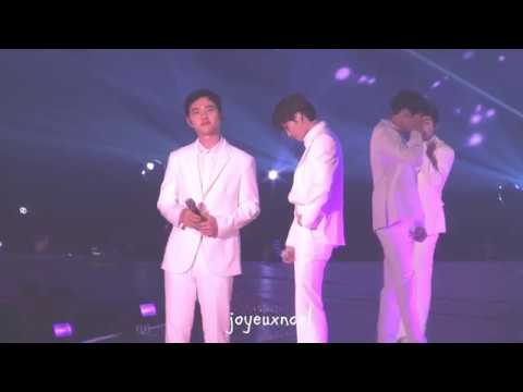 [fancam]180602 Elyxion Hong Kong D1 Walk On Memories D.O. Focus