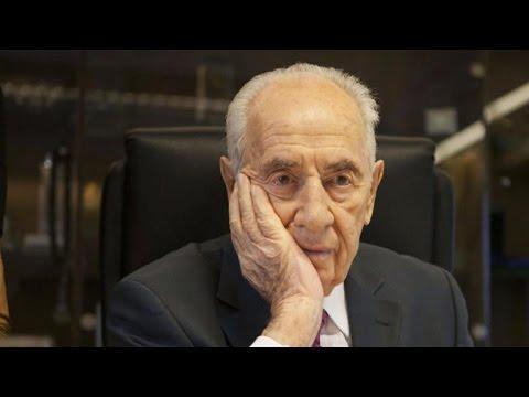 Former Israel Prime Minister Shimon Peres Dies At 93