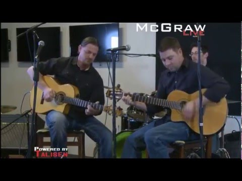 McGraw Milhaven Show - Entire performance and interviews