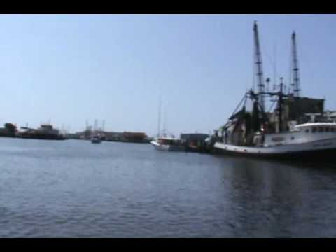 Commercial Gillnet Fishing In North Carolina For Mullet