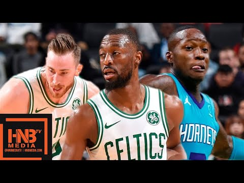 Boston Celtics vs Charlotte Hornets - Full Game Highlights | October 6, 2019 NBA Preseason