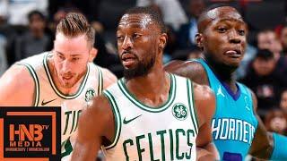 Boston Celtics vs Charlotte Hornets - Full Game Highlights | October 6, 2019 NBA Preseason