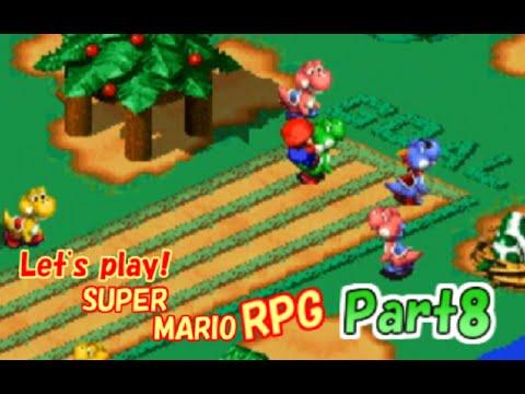 #08スーパーマリオRPG実況プレイ