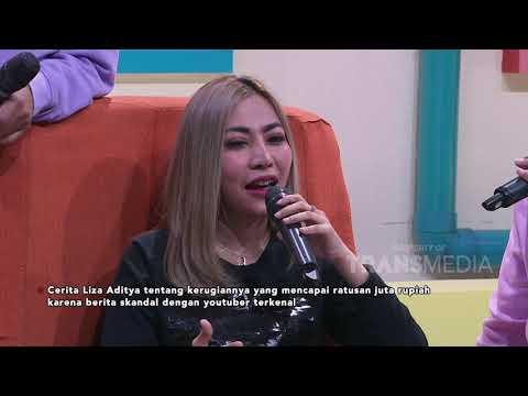 P3H - Liza Aditya tentang kerugiannya, Karena Berita Skandal Dengan Youtuber Terkenal (9/1/20) PART2
