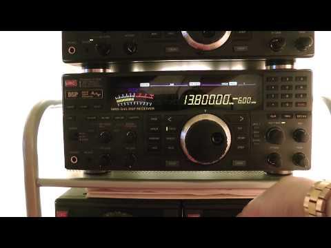 13800kHz Radio Dabanga, emette da Dhabbaya di Emirati Arabi Uniti