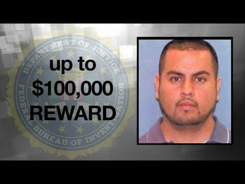 Arnoldo Jimenez Added To Ten Most Wanted Fugitives List
