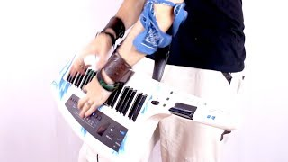 Keytar solo (from Galneryus - Tear Off your Chain)