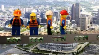AGI Hack Day 2015: Hack Day Lego