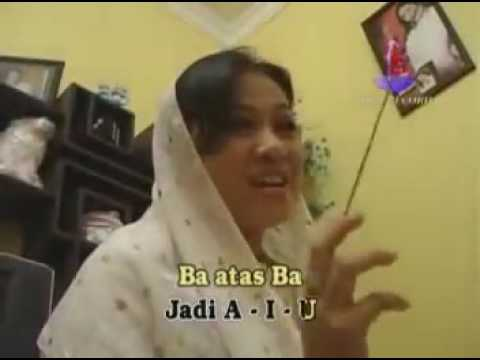 Belajar Mengaji (IDA LAILA Clip Singer LILIN HERLINA) Karya S. Achmadi
