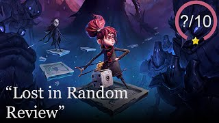Lost in Random Review [PS5, Series X, PS4, Switch, Xbox One, & PC] (Video Game Video Review)