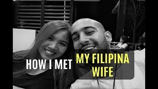 How I Met My Wife - Filipina Arab Love Story