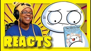 Talking to Strangers by TheOdd1sOut | Story Time Animation Reaction