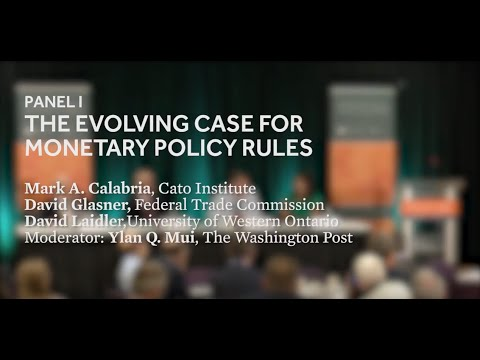 Monetary Rules for a Post-Crisis World: Panel I
