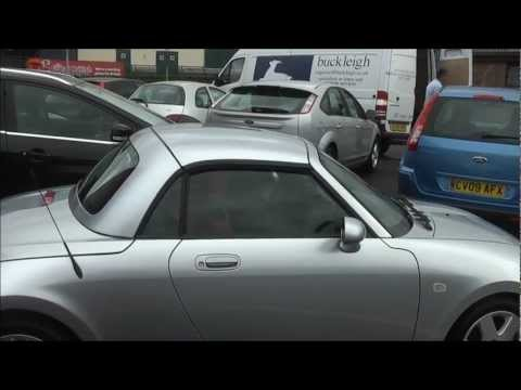 DAIHATSU COPEN, FIRST DAY OF OWNERSHIP Part 1