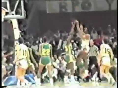 1984 Calif. Boys Basketball State Championship - LB Poly vs. St. Ignatius.