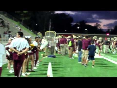 JC Football Highlights Victor Valley at Southwestern 9 27 2014 3