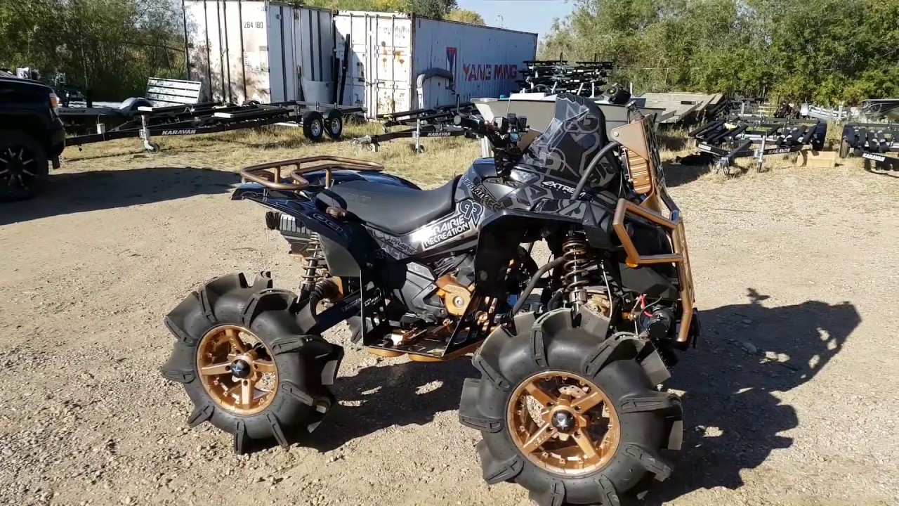 Can Am Xmr 1000 Upcoming New Car Designs 2020 2010 Polaris Sportsman 500 Wiring Diagram The Prairie Recreation Build Done By Extreme Atv Offroad Lifted