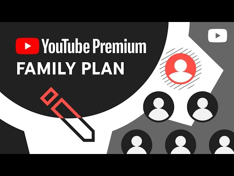 How to set up and manage a YouTube family plan | YouTube Premium