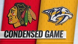 12/01/18 Condensed Game: Blackhawks @ Predators