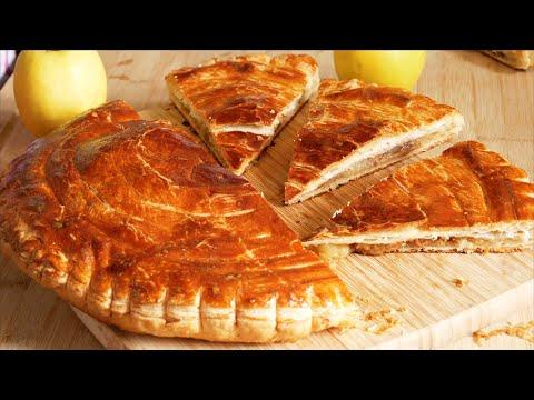 galette-aux-pommes-et-pralin-facile-🍎-👑