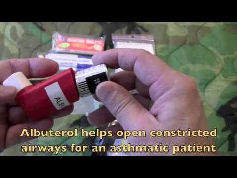 Medical Emergency Management Kit PART 1