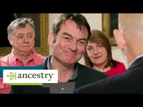 David Hopes His Ancestry Reveals Italian Roots | My Family Secrets Revealed | Ancestry
