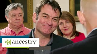 David Hopes His Ancestry Reveals Italian Roots | My Family Secrets Revealed | Ancestry