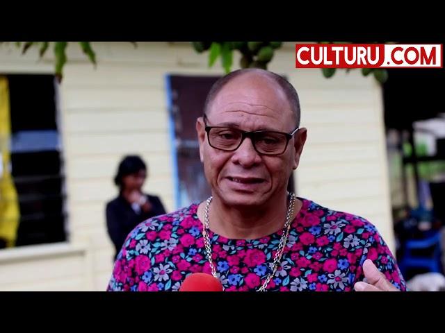 Suriname, donatie van Culturu.com aan 1 voor twaalf