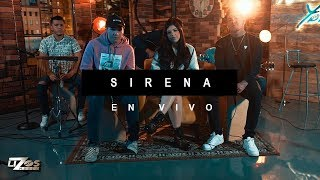 Kenia Os Ft. Kid Gallo, Alan Jacques - Sirena versión acustica (en vivo)