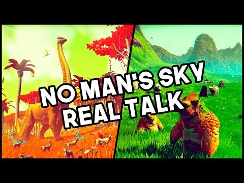 No Man's Sky NEXT -  REAL TALK On Current Issues & Future Updates!