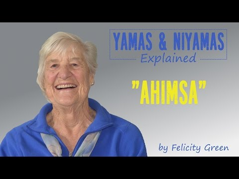 Yamas & Niyamas Explained: Ahimsa