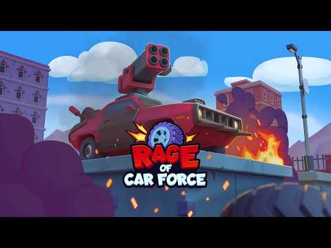 Rage of Car Force (Release Trailer)