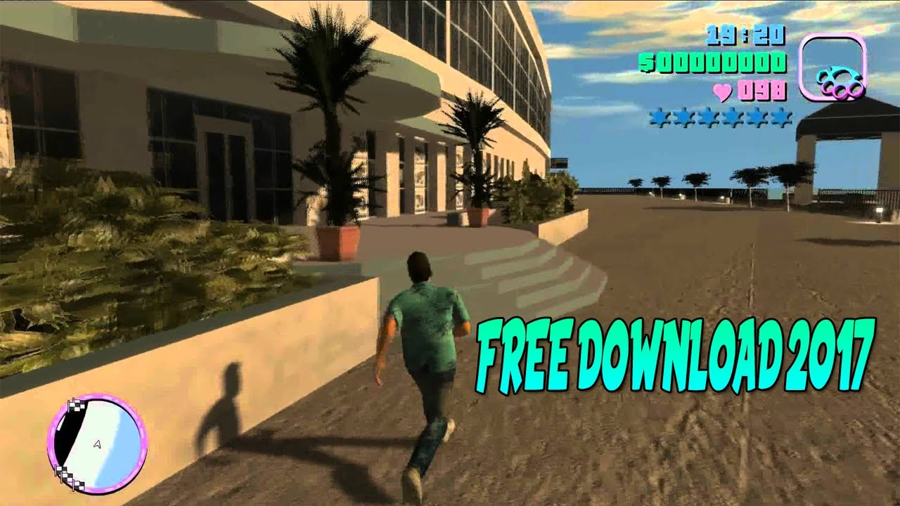 grand theft auto vice city game free download utorrent