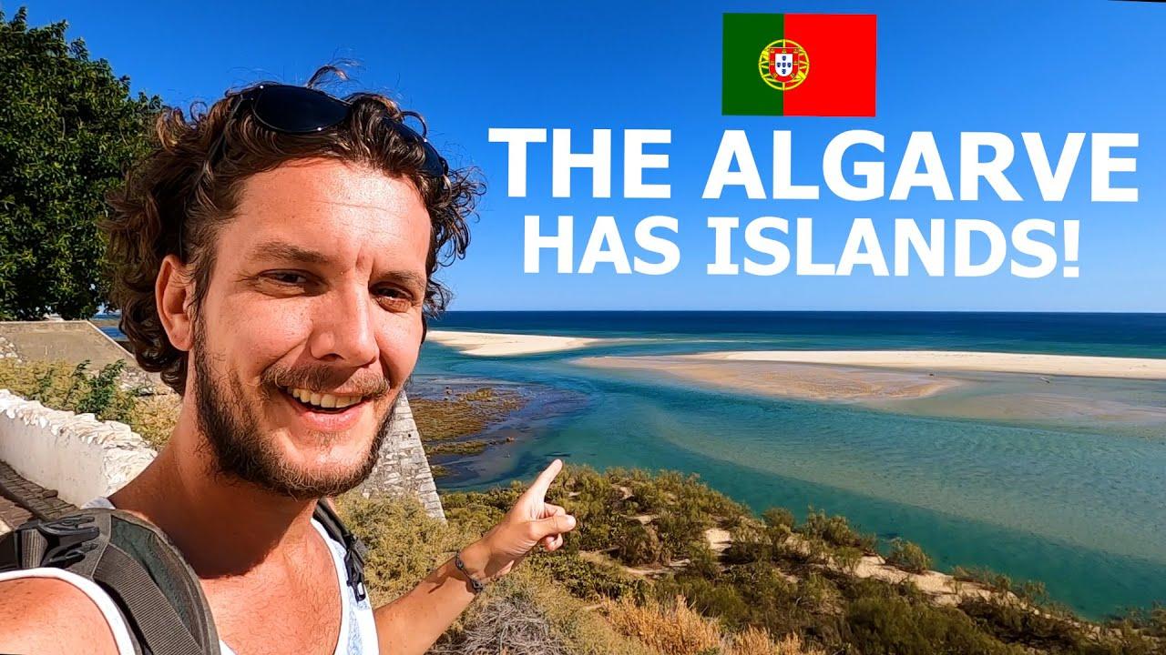 CAN'T BELIEVE THIS IS PORTUGAL! 🇵🇹 TAVIRA & CACELA VELHA (ALGARVE)
