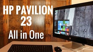 HP Pavilion 23 All in One, análisis en español