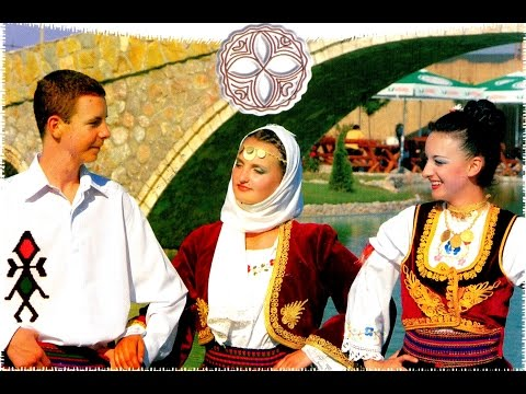 Ој, Ружице Румена | Сербська народна пісня | Serbian folk song