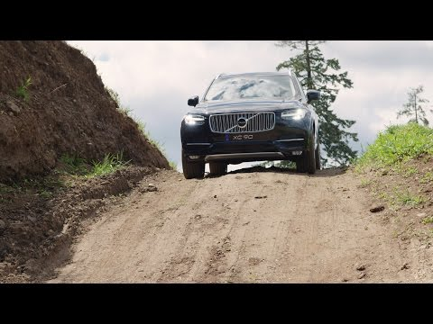 Volvo XC90 Inscription Offroad Feature Review