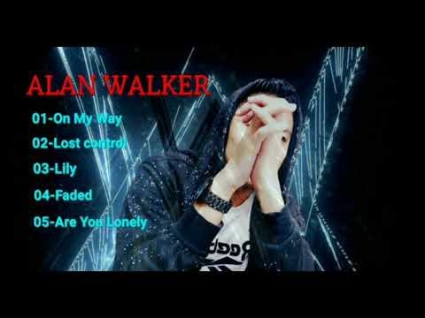 Alan Walker Kumpulan Lagu Lagu Terbaik 2019 Top 5 Of Alan Walker Video Music Official