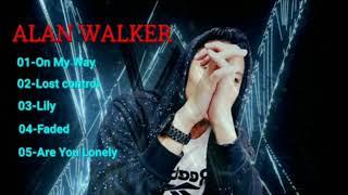 Alan Walker - Kumpulan Lagu lagu terbaik Top 5 of Alan Walker - Video Music Official