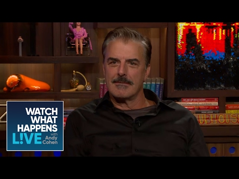 Mr. Big Chris Noth Revisits Sex And The City In Clubhouse Playhouse  WWHL