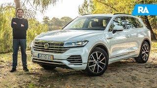 Volkswagen Touareg 3.0 V6 TDI (286 cv). Vale ESTE PREÇO?