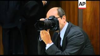 President Napolitano comment on Euro and Italian economy