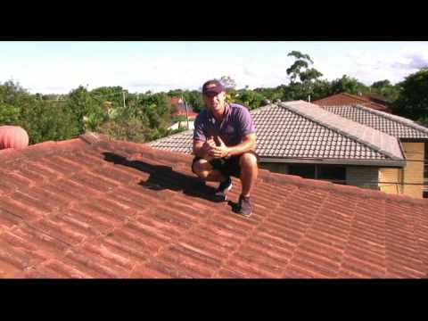 Tile Roof Restoration   What To Look For On Your Tiled Roof