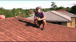 Tile Roof Restoration - What to look for on your tiled roof