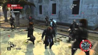 Assassins creed Revelations arrow storm