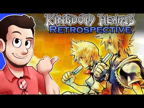Kingdom Hearts 2 - KH Retrospective - AntDude