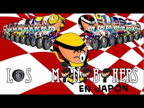 MiniBikers - Chapter 1x14 - 2010 Japanese Grand Prix