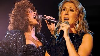Céline Dion Vs. Whitney Houston - (You Make Me Feel Like) A Natural Woman