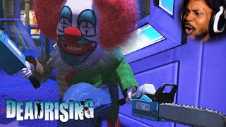 YOU FEAR CLOWNS? THIS ONE HAS A CHAINSAW... best zombie game (Dead Rising Part 3)